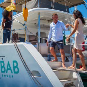 Baobab Luxury Catamaran