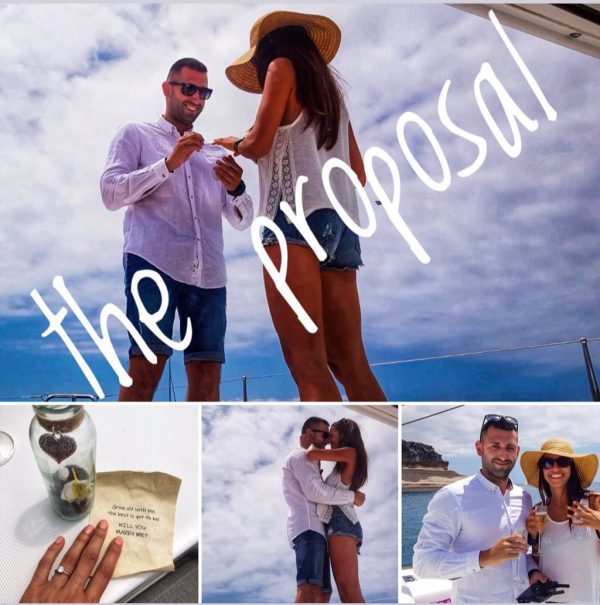 The wedding Proposal
