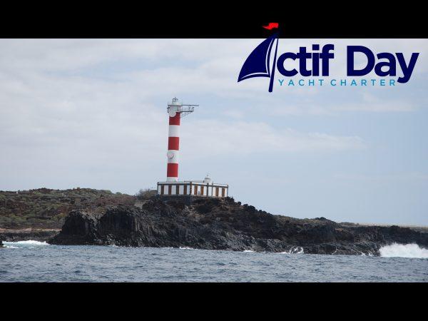 Lighthouse Tenerife