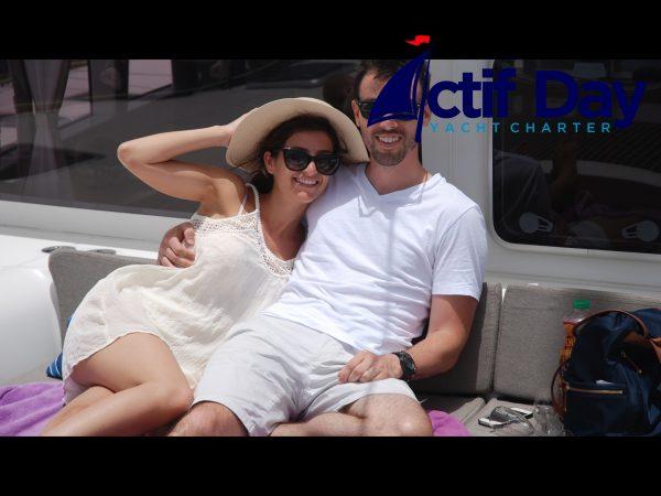 Honeymoon Catamaran