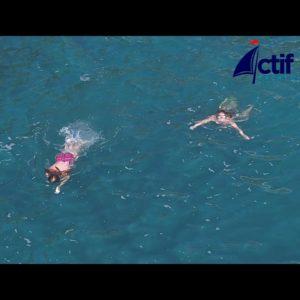 Swimming Tenerife