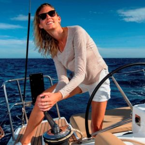 Sailing Tenerife for teens