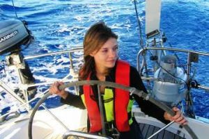 Sailing Teens Tenerife