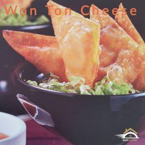 Won Ton Cheese