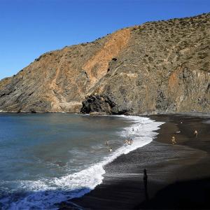 Beach La Gomera